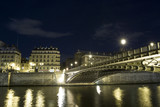 Fototapeta Paris - Paryż - Sekwana © bzyxx