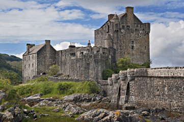 Eilean Donan Castle II, Schottland