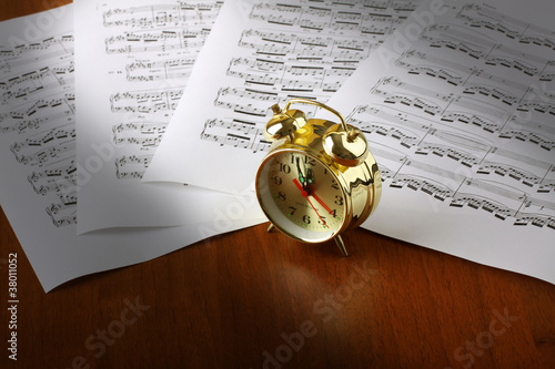 A tempo di musica - To music time