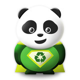 Panda Eco Superhero