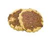 Tustacas, sweet Honduran cookies with raw sugar topping.