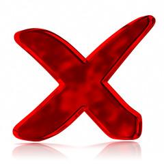 Red Cross Mark Symbol