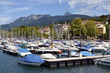 Port of Evian-les-Bains in France - 38021073