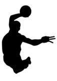 Fototapeta ćwiczenie - piłka - Drużynowe