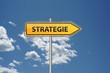 Wegweiser - Strategie