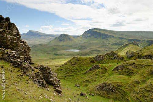The Quirain, Isle of Skye