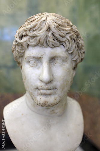 Portrait of Lucius Verus
