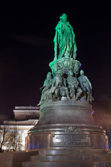 Monument of Catherine II, Russia