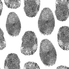 Thumbprint background.