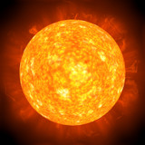 Fototapete Schön - Hell - Sonne