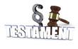 Testament - Paragraph - Richterhammer