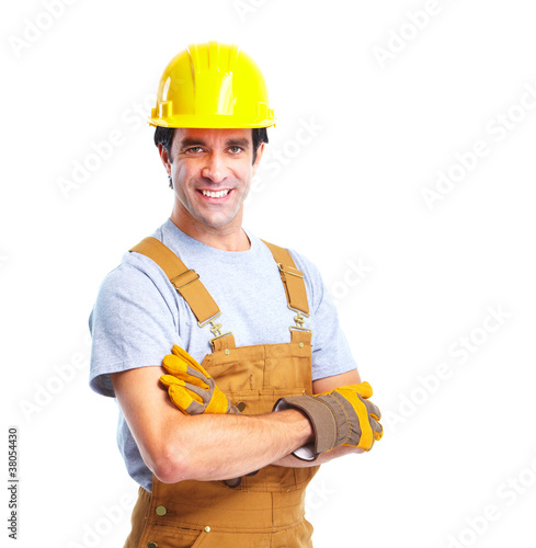 Industrial worker.