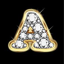 Un or et diamant bling