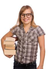 Bücherwurm II