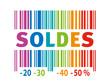 soldes code barre