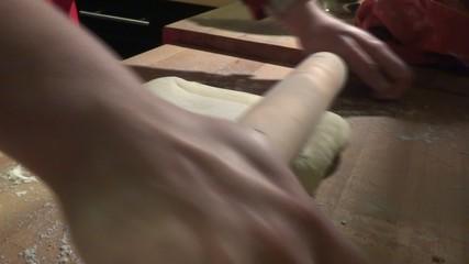 Feuilleter la pâte