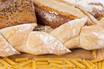 Breads and Pasta