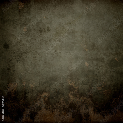 rusty plate - 38079869