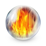 fire sphere