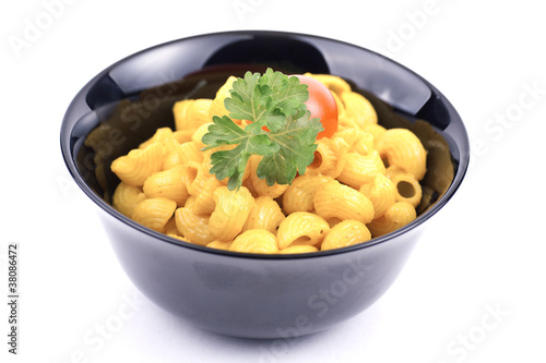 Bowl of macaroni