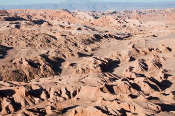 Valle de la Luna (Moon Valley), San Pedro de Atacama (Chile)