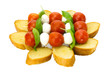 Bruschetta sticks on French bread