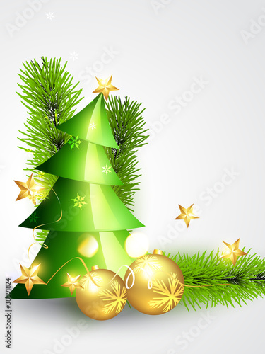 beautiful christmas design
