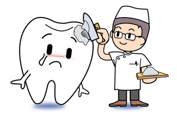 Dentist treatment image