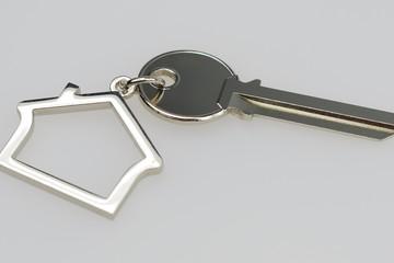 Klucz z domkiem