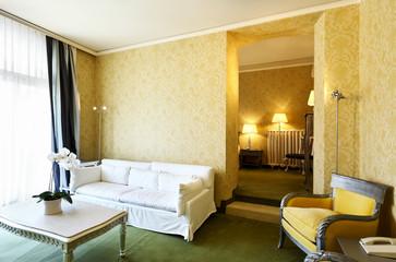 interior luxury apartment,  living room
