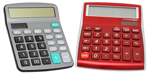 Calculators with an autonomous power