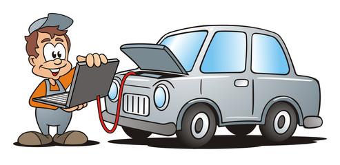 Mechanician Car Check