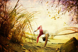 Yoga Photo-illustration