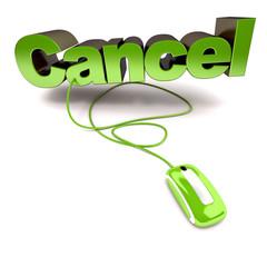 Online cancel