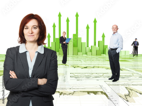 team financial people