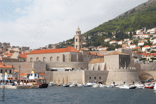 Croatia, Dubrovnik. Port in Old Town