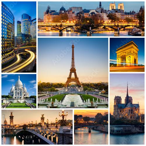 Leinwandbilder,eiffel tower,paris,frankreich,unser