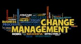 Change management in word tag cloud on black