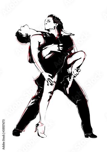 taniec latinoński