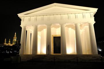 Theseustempel - Tempio di Theseo - Vienna