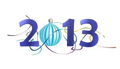 2013, boule de noël