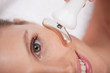 Mesotherapy procedure at the spa