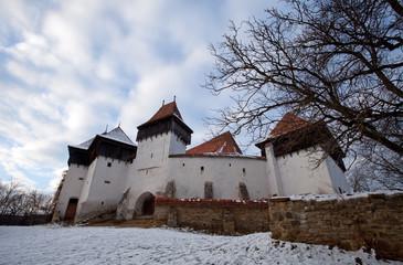 antico monastero a Sighisoara, Romania