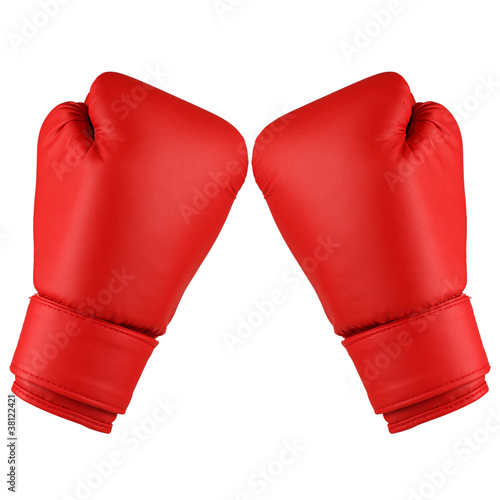 box gloves white