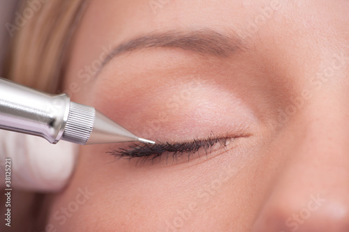 canvas print picture Conture_MakeUp_83