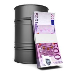 Euro und Ölpreis