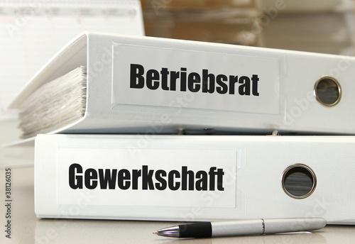 Gewerkschaft / Betriebsrat Unterlagen