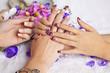 beauty composition - Nageldesign Fingernägel
