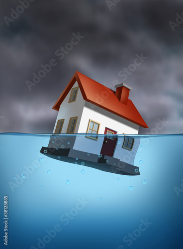 Sinking Home