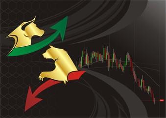 trading black